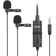 Микрофон петличный Boya BY-M1DM