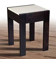 Табуретка Слайдер Микс 440х330х330 мм деревянная, фото 1