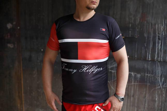 Мужская футболка Tommy Hilfiger, фото 2