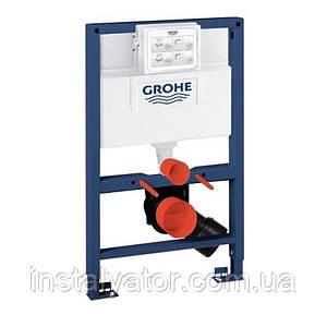 Grohe Rapid SL 38526000 Инсталяция для подвесного унитаза (высота 0,82 м)