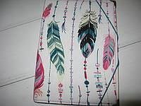 Блокнот скетчбук планер А5 Перышки, фото 1