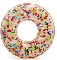 """Надувной круг """"Пончик"""" Intex"""