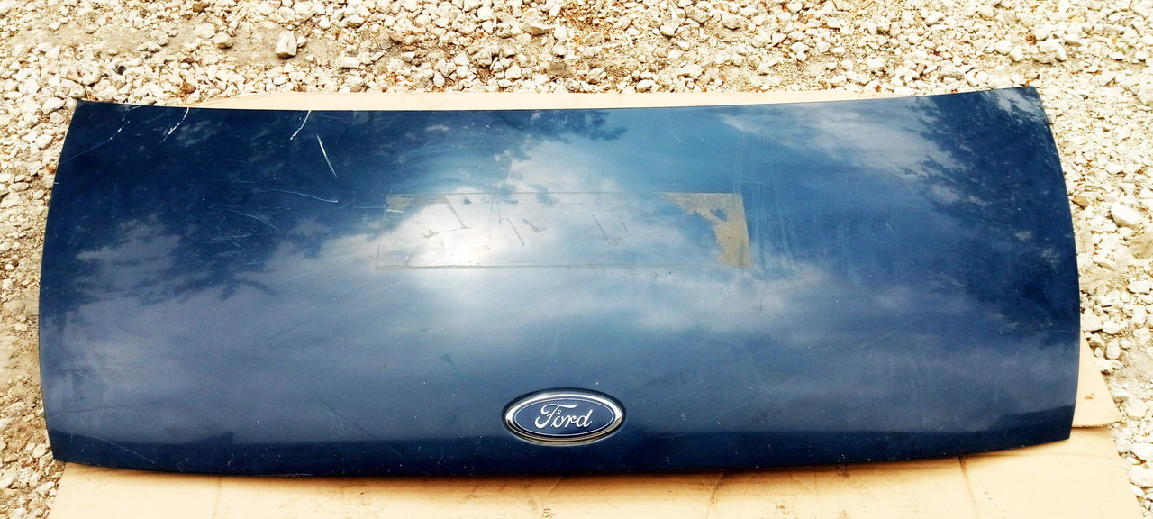 Капот Ford Transit Форд Транзит 2000-2006 кузовные детали