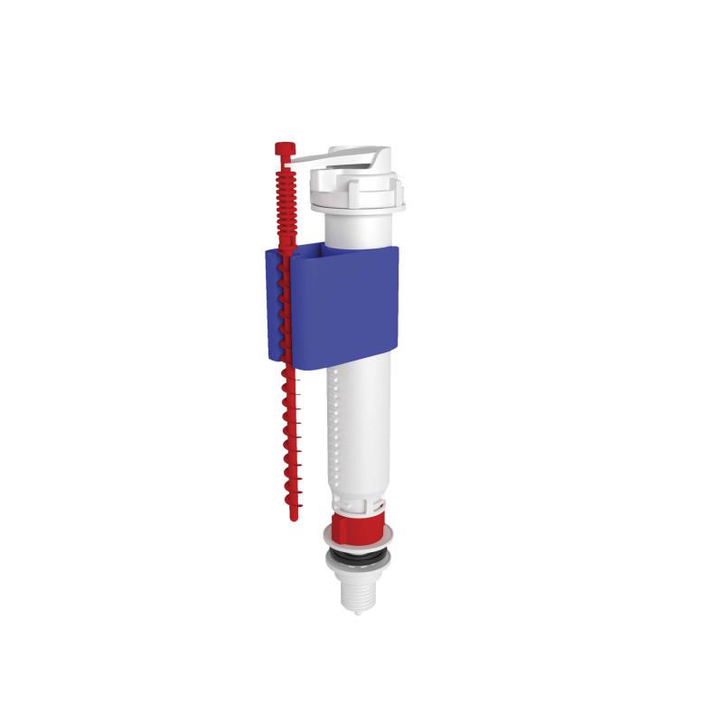 "АНИ Клапан (WC5510) нижней подачи, (ABS) пласт. подключение 1/2"" телескопический"