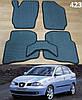 Коврики на Seat Cordoba '03-08. Автоковрики EVA