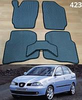Коврики на Seat Cordoba '03-08. Автоковрики EVA, фото 1