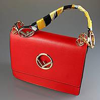 Женская сумка Fendi оптом. {есть:зеленый,красный,кремовый,коричневый,бордовый,черный,светло-коричневый}
