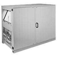 Компактная стационарная установка с рекуператором ETA K 600 H WOJR/L