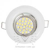 Светильник точечный LEMANSO DL3204 MR16 80*50 белый