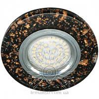 Светильник точечный LEMANSO ST155 черный MR16 50W 12V G5.3 + подсветка 3W 4000K