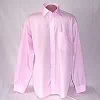 Рубашка мужская розовая George,р. 48-50 воротник 39-40 см, б/у