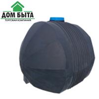Емкость для транспортировки техн. води 5000л (Пласт Бак) 240*210*172  + крышка з клапаном