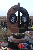 Гранитный памятник для двоих заказать купить№51