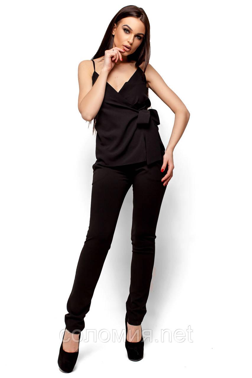 9e7e36251e6 Стильная блуза на тонких бретелях с глубоким декольте 42-48р ...
