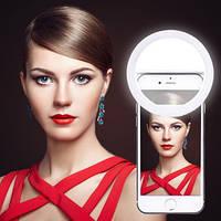 Кольцо для селфи Selfie Ring Light