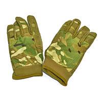Зимние тактические перчатки НАТО МУЛЬТИКАМ