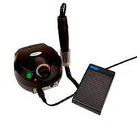 Фрезер для маникюра, комбинированного педикюра Escort 2 Pro черный, 40 000 об/мин с реостатной педалью