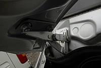 Петля капота левая, шарнир замка Mercedes Sprinter 903 9017500351 (208, 211, 213, 216)2000-2006гг, фото 1