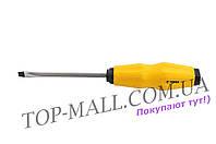 Отвертка Topex - шлицевая ударная SL8 х 250 мм