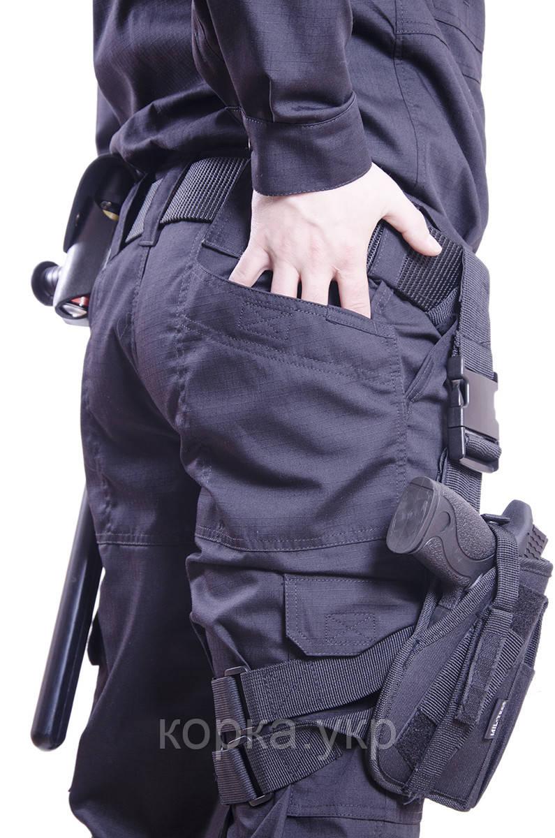 Брюки полиции KORKA POLICE OFFICER+подарок ремень!