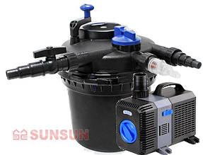 Комплект оборудования для пруда, Sunsun CPF 5 000, CTP-6 000