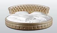 Круглая кровать Вероника