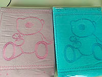 Плед-одеяло с вышивкой Руно для детей 75х120