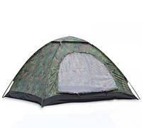 Палатка SY-002 двухместная Zelart, хаки