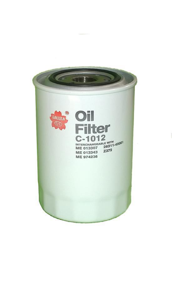 Фильтр масляный CANTER FUSO 659/859 (MD201872/ME013307/ME013343/ME202472/ ME215002/ME974236/C5816) SAKURA