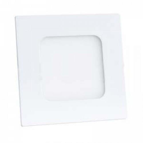 Встраиваемый светодиодный светильник BIOM 6Вт квадрат
