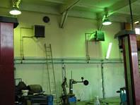 Акционный расчет системы отопления с тепловентиляторами
