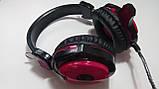 Наушники с микрофоном и регулятором громкости Fantech Shaco HG5 Black/Red (HG5), фото 3