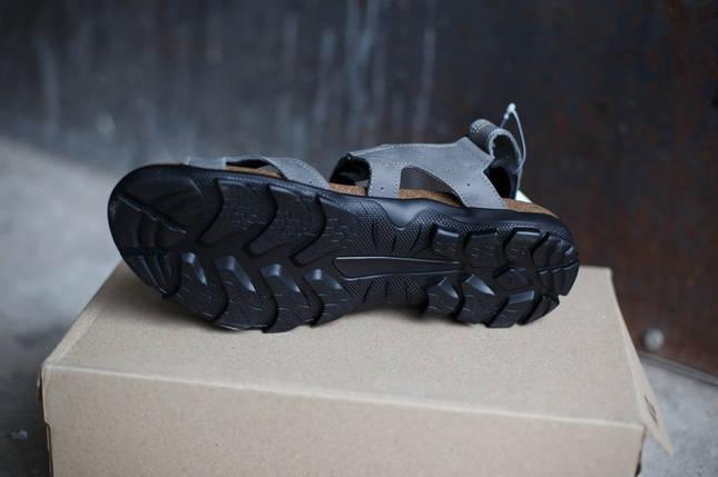 Кожаные мужские сандалии ECCO, фото 2