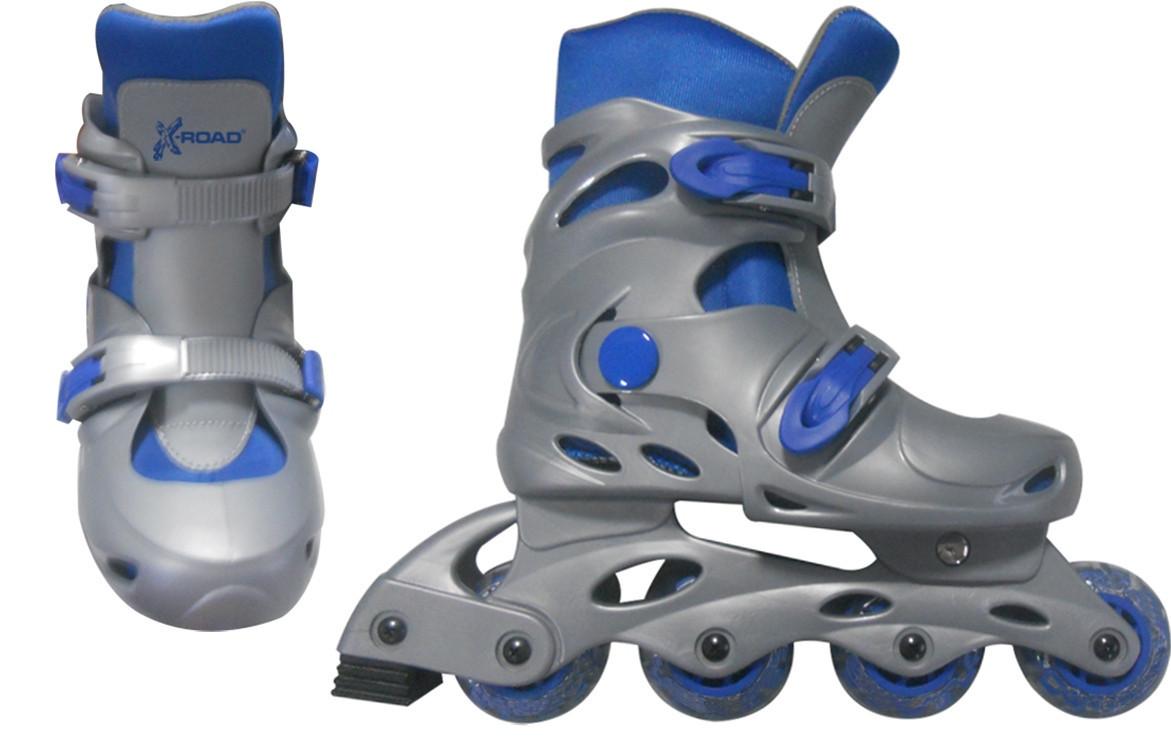 Роллеры X-Road pw120 blue or pink