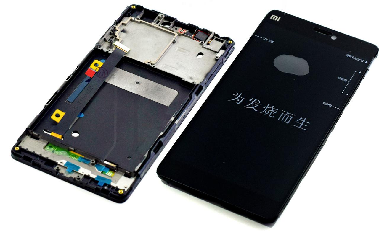 Модуль Xiaomi Mi4i в рамке black .s