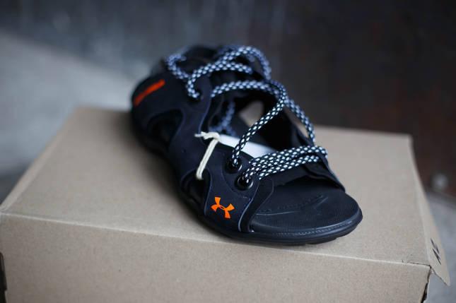 Кожаные мужские сандалии Under Armour, фото 2