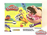 Игровой набор Мистер Зубастик Play Doh аналог