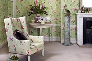 Richmond Hill Wallpapers by Sanderson (Великобритания)