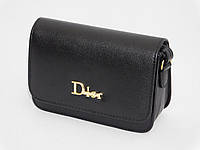 Мини сумочка клатч Диор черный, фото 1