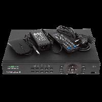 Гибридный AHD видеорегистратор Green Vision GV-S-037/16 1080P