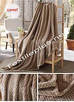Простынь Silk bamboo бежевый