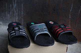 Шлепанцы Adidas липучка и без липучки, фото 3