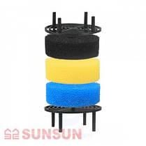SunSun фильтр внешний для аквариума HW-603B, 400 л/ч, фото 3