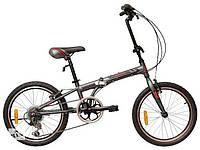"""Велосипед VNV 15' 20"""" Midway, складной"""