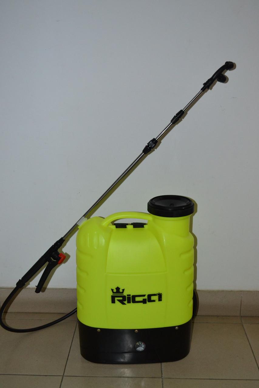 Акумуляторний обприскувач Riga AS-16, 12В,10Ач
