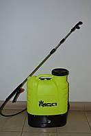 Акумуляторний обприскувач Riga AS-16, 12В,10Ач, фото 1