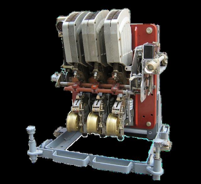 Модульный автоматический выключатель (АВМ).