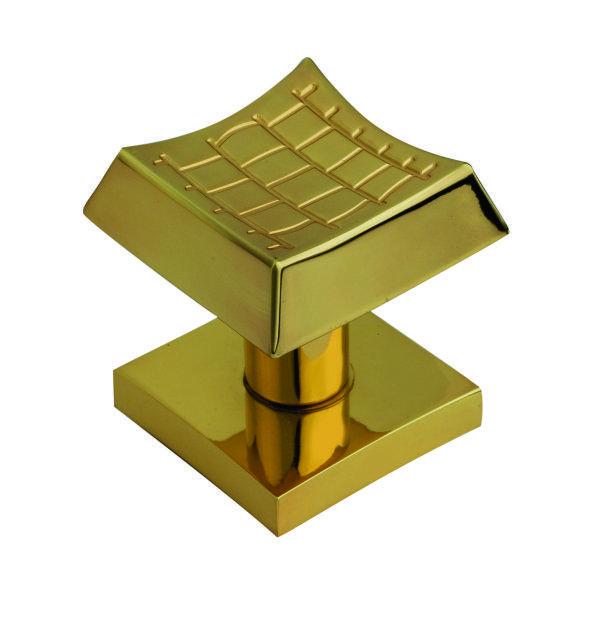 Дверна ручка ORO&ORO ASTORIA KNOB 12K-15E GP золото