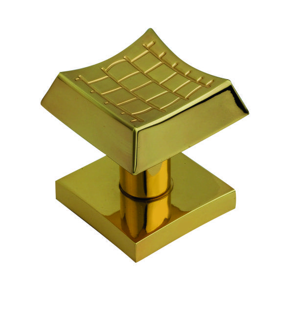 Дверная ручка ORO&ORO ASTORIA KNOB 12K-15E GP золото