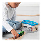 Ангар IKEA LILLABO для железной дороги 703.201.02, фото 3